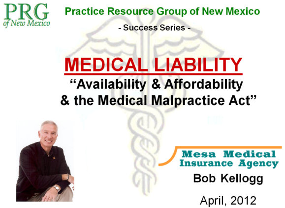 Availability Affordable Medical Malpractice Insurance